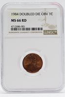 1989 D Lincoln Cent Doubled Die Obverse