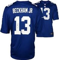 super popular eee9e 6448d Odell Beckham Jr. Hand-Signed Jersey With Certificate Of Authenticity