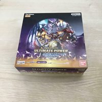 NEW Bandai Ultimate Power Digimon Card Game Booster From JAPAN
