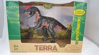 Dilophosaurus Terra By Barrat dinosaur electronic new