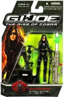 GI Joe The Rise of Cobra Baroness Action Figure [Attack on the GI Joe Pit]