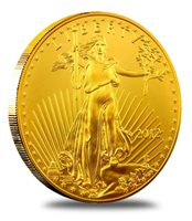 1/4 Oz American Gold Eagle Coin