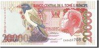 20,000 Dobras Saint Thomas and Prince Banknote, 1996-10-22, Km:67a