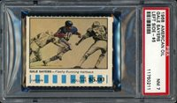 1968 American Oil Gale Sayers PSA 7 NM Chicago Bears HOF Rare