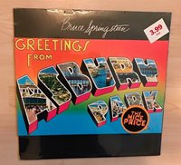 New sealed bruce springsteen greetings from asbury p new sealed bruce springsteen greetings from asbury park nj vinyl record m4hsunfo
