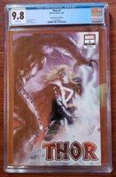Thor #1 CGC 9.8 LUCIO PARILLO UNKNOWN COMICS VARIANT NM/MT