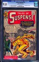 Tales of Suspense (Superheroes) #41 CGC 9.0 VF/NM