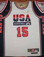 96e1c35f483c Dream Team 1992 USA Olympics MAGIC JOHNSON Jersey XL SEWN NWT NEW Nike