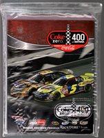 Daytona Coke Zero 400 NASCAR Race Program
