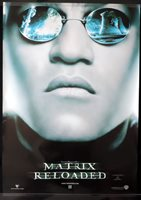 Matrix Reloaded Movie Hologram collector cards RARE 2003 Neo