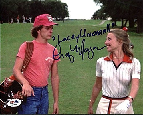 Cindy Morgan Caddyshack Lacey Underall Autographed 8x10