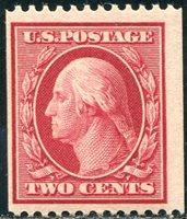 Single (U.S. General ; Scott#: 349)