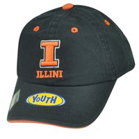 best sneakers adc77 d1c98 NCAA Illinois Fighting Illini Garment Wash Relaxed Hat