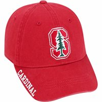cb69815bf40f0 Stanford Cardinals Hat - NWT - NEW - Red