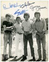 "The Beatles RARE 8 x 10"" Signed Photo: Lennon, Harrison, Starr & McCartney (Reprint:1973)"