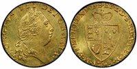 BRITAIN George III. 1793 AV Guinea. PCGS MS63. SCBC-3729; Friedberg 356
