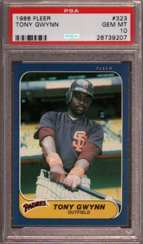 Ebay Auction Item 362202328054 Baseball Cards 1986 Fleer