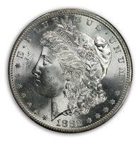 1882-S $1 Morgan Dollar PCGS MS65