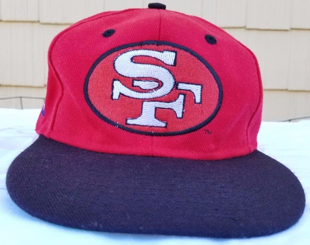 eac64deccd674 ... denmark san francisco 49ers snapback cap vintage nfl hat compet dfdac  d3b70 ...