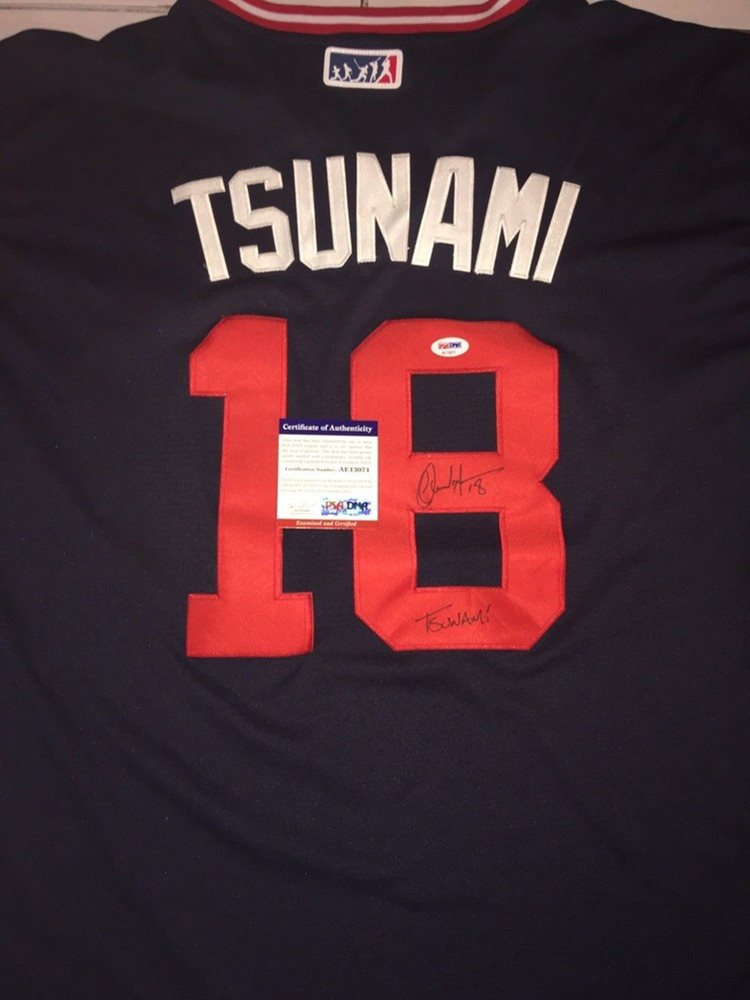 brand new 22e1f 367ba Carlos Martinez Autographed St Louis Cardinals Jersey Baseball PSA/DNA