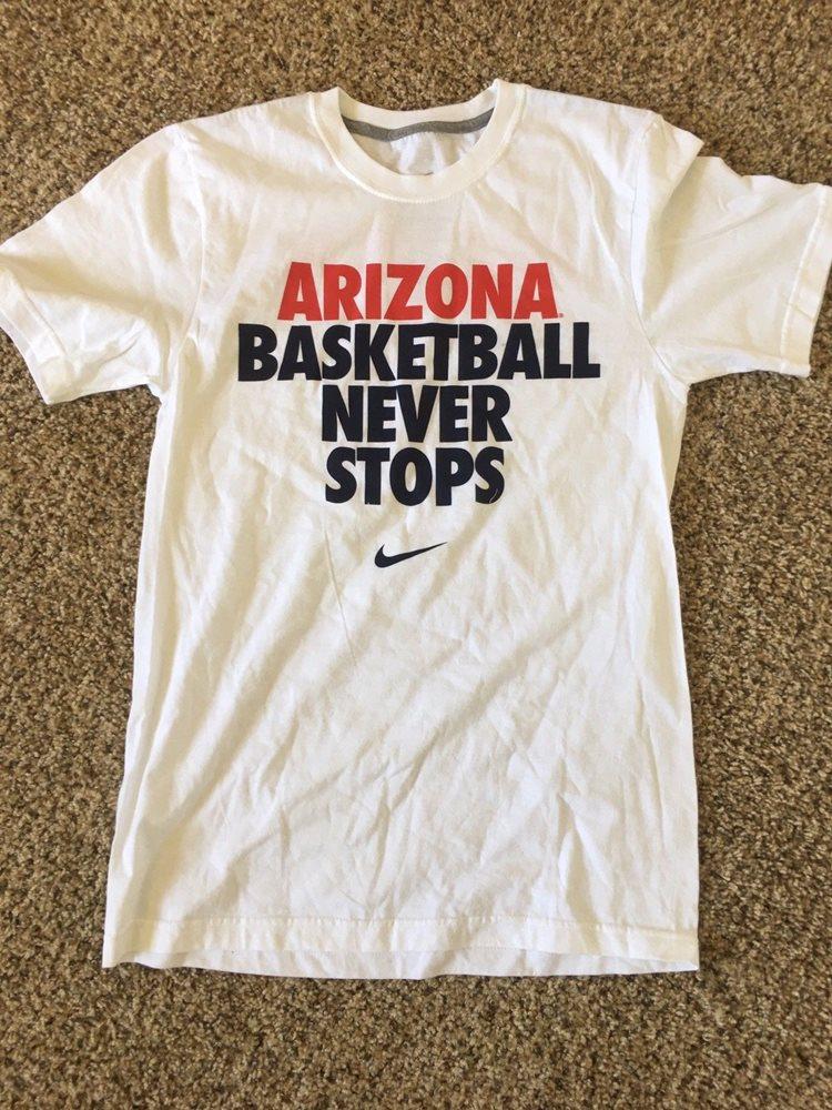 Arizona Nike Basketball Shirt