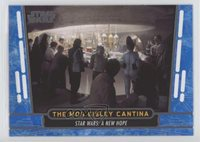 2017 TOPPS STAR WARS RACING THROUGH THE STREETS OF MOS EISLEY TRADING CARD #166