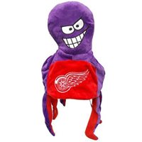Detroit red wings al the octopus mascot hat nhl soft pl detroit red wings team logo octopus mascot dangle hat new nhl soft plush voltagebd Gallery