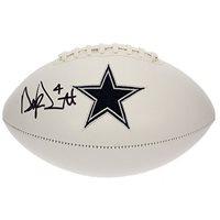 31e25aa2b Dak Prescott Autographed   Signed Dallas Cowboys White Panel Football - JSA  - Certified Authentic -