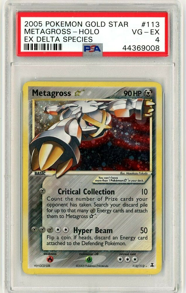 Pokemon Cards EX Delta Species Complete Your Set 2005