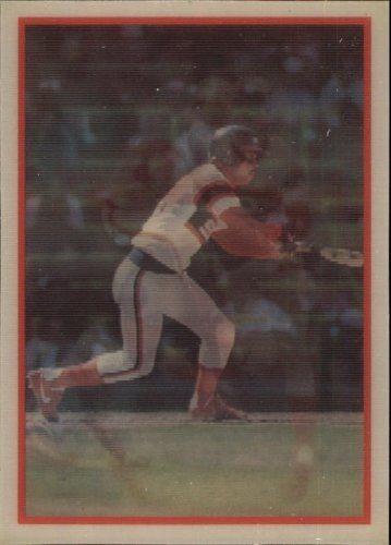 1987 Sportflics Baseball Card 186 Ozzie Guillen Mint
