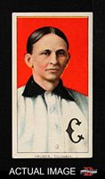 1909 T206 Otto Kruger / Mispelled as Krueger (Baseball Card) Dean's Cards 5 - EX