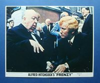 Orig 1972 *Alfred HITCHCOCK'S FRENZY* 8x10 Color Movie Photo/Mini Lobby Card/LC