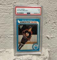 RARE 1979 TOPPS Hockey Wayne Gretzky ROOKIE RC #18 PSA 3 VG ‼️FREE SHIPPING‼️