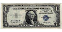 Fr.1614 $1 1935 E L-I Block Choice Uncirculated