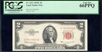 1953C $2 - United States Note - PCGS Currency Gem New 66PPQ