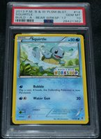 Squirtle Build-A-Bear New /& Sealed Promo 14//101 Pokemon Card