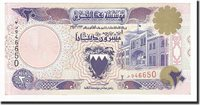 20 Dinars 1993 Bahrain Banknote, Km:16
