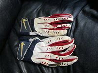 Pudge Rodriguez Game Used Batting Gloves
