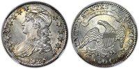 1828 Bust Half Dollar. NGC graded MS66+ .