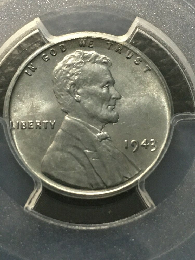 1943 P LINCOLN STEEL CENT NGC MS66 UNC MS 66 WHEAT PENNY QUANTITY AVAILABLE