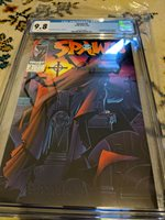 Spawn #2 + #3 (1992) CGC 9.8 NM/MT - Mini Lot - 1st Appearance of the Violator !