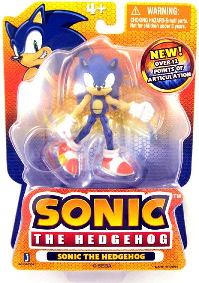 Sonic Sonic The Hedgehog 3 Inch Action Figure Series