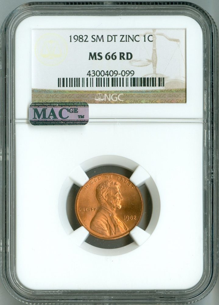 """UNITED STATES -1959 /""""D/"""" MEMORIAL  PCGS MS66RD PENNY"""