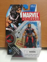 Marvel Universe 25 ELECTRO CLEAR ARM VARIANT SHIELD FILE SECRET CODE 1:16 scale.