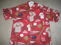 450b5654 ST LOUIS CARDINALS HAWAIIAN SHIRT CLASSIC