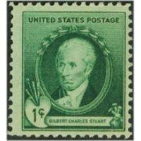 #884 Gilbert Stuart