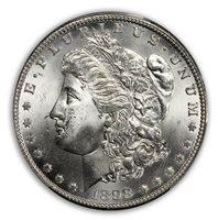 1898-O $1 Morgan Dollar PCGS MS65