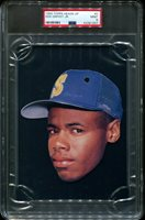 1990 TOPPS HEADS UP #5 KEN GRIFFEY JR. MARINERS HOF PSA 9 B2651369-207