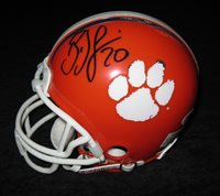 save off 049a3 5cd5f Brian Dawkins Autographed Signed Memorabilia Clemson Tigers Mini Helmet  Autograph - PSA/DNA AuthenticCUSTOM FRAME YOUR JERSEY