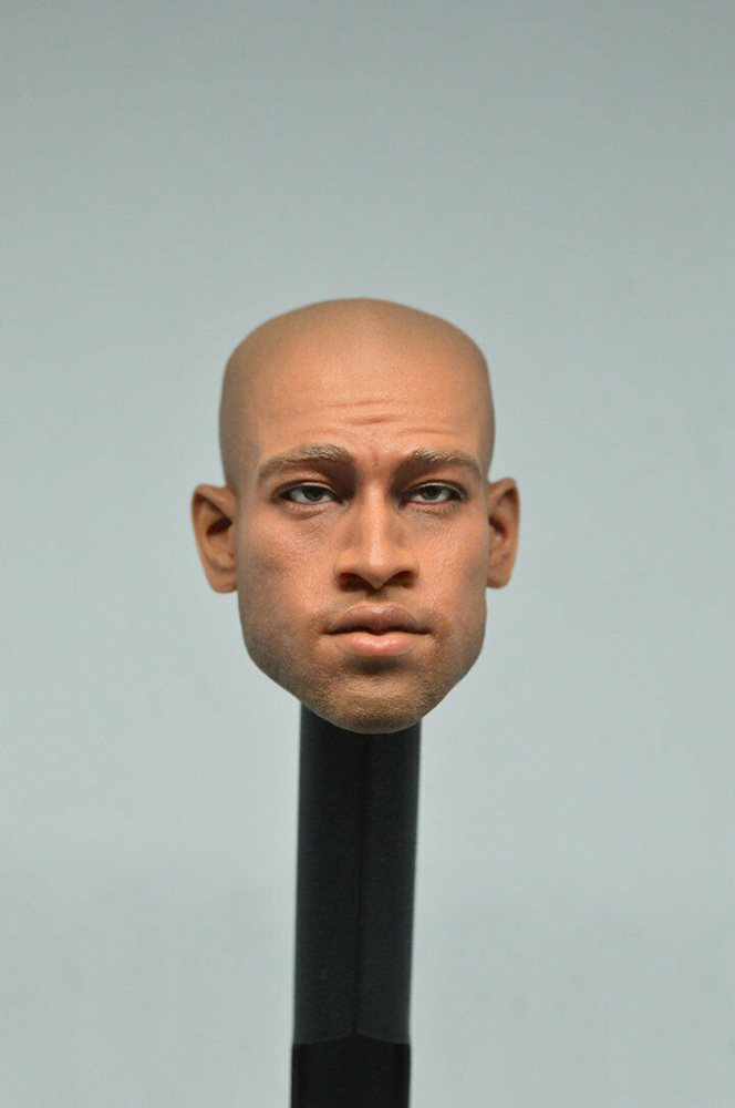 "Custom 1//6 Scale Michael Jordan Head Sculpt For 12/"" Action Figure Body Hot Toys"